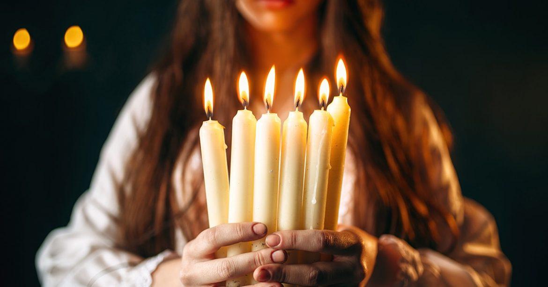 Imbolc - ritual das luzes